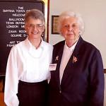 Karen Norris, Secretary Foundation and Harriett L. Howard