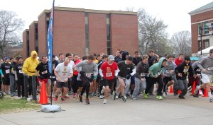 Over 800 Runners Signed up for the Run/Walk