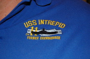 USS Intrepid Former Crewmember