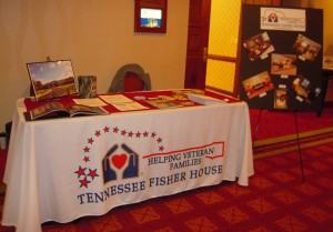 Display at Mid-Winter Conference