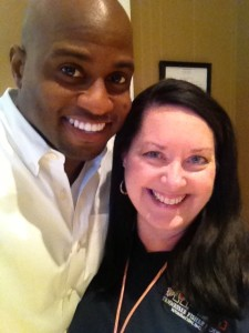 "Wanda Henslee-Curtis and Melvin Kearney of ""Nashville"""